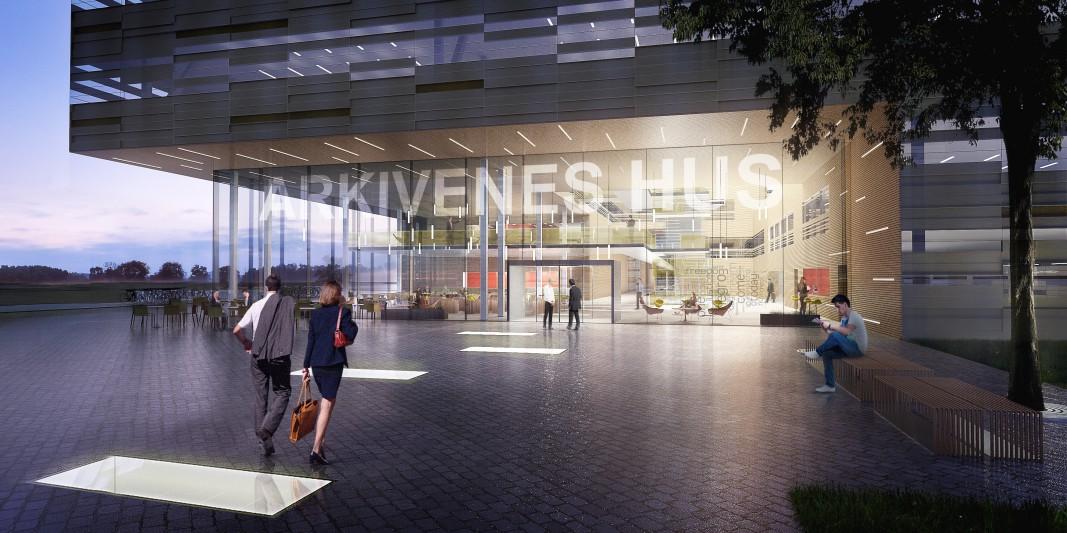 Arkivenes Hus - Stavanger