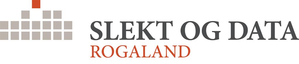 Slekt og data Rogaland