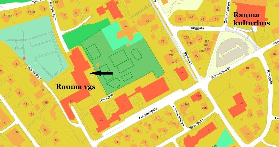 rauma kart Møtelokale/Kart Slekt og Data Rauma