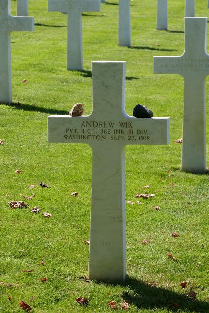 The Meuse-Argonne American Cemetery