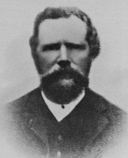 Holger 1887. Tilhører Håndverkerforening. Ukjent fotograf