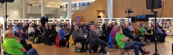 Publikum i Stormen  9. sep. 2020