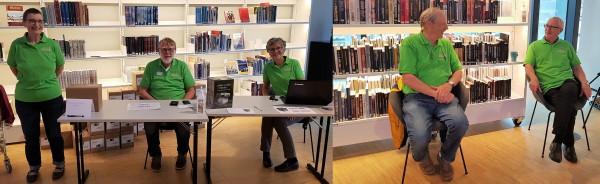 Boksalg bokbad stormen bibliotek sep 2020 - foto Anne Grete Mensen