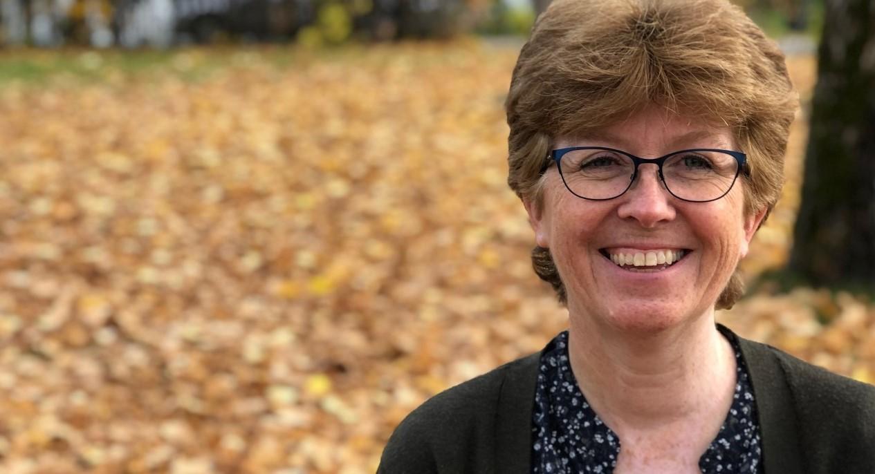 Heidi Ringsrød - styreleder i Slekt og Data