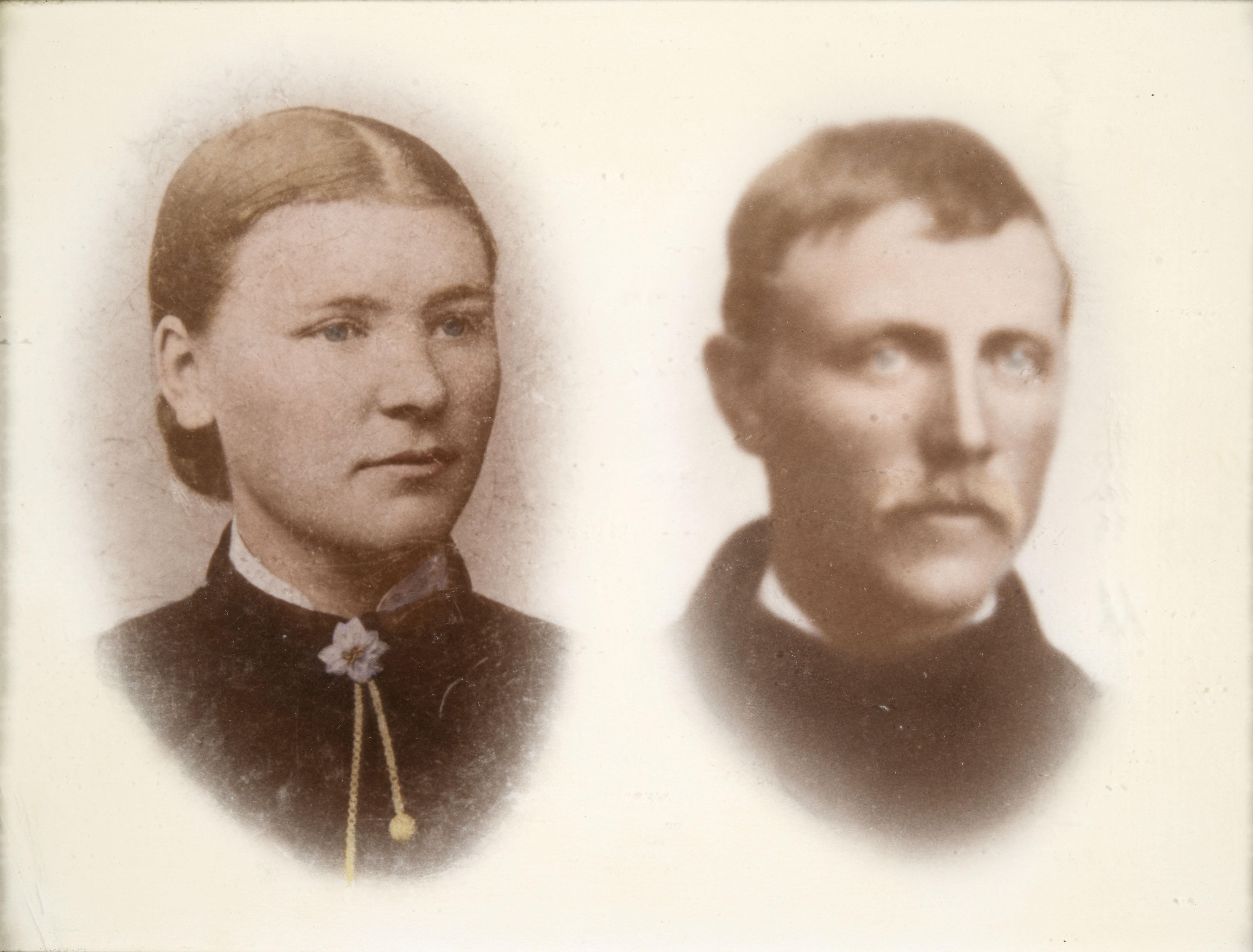 Ingeborg Olsdotter Brune Runde