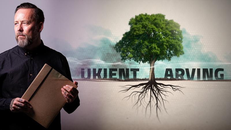 Plakat for Ukjent arving