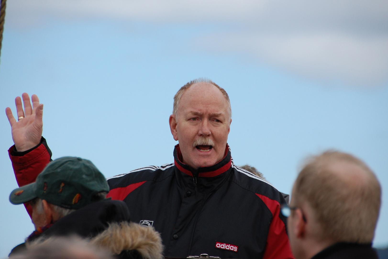 Jonny Lyngstad som guide