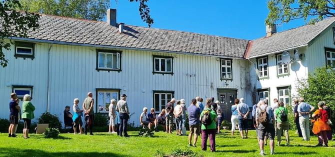 Skagen gård 2021 - foto Viggo Eide