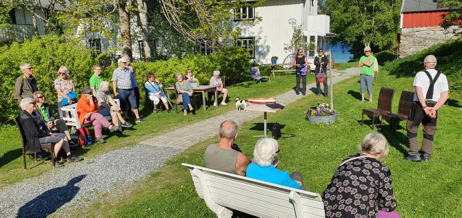 Ved Skagen gård 2021 - foto Kirsti Holand