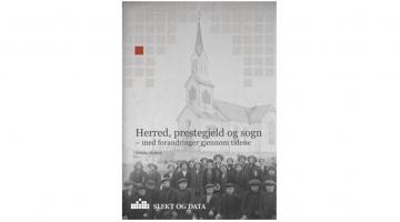 Omslag Herred, prestegjeld og sogn